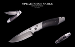 SPEARPOINT SABLE ( EDIT.OF 500 PIECES )