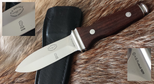 AG RUSSELL & OTHELLO STING BOOT KNIFE