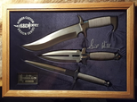 HIBBEN KNIVES ELITE COLLECTION 1